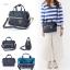 กระเป๋า Anello Boston bag แบบสะพายข้าง / สะพายไหล่ ขนาดเล็ก mini ของแท้นำเข้าจากญี่ปุ่น พร้อมส่ง thumbnail 10
