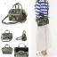 กระเป๋า Anello Boston bag แบบสะพายข้าง / สะพายไหล่ ขนาดเล็ก mini ของแท้นำเข้าจากญี่ปุ่น พร้อมส่ง thumbnail 13