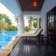 HR5018 บ้านพักหัวหิน บ้านบาหลี พร้อมสระว่ายน้ำส่วนตัว thumbnail 7
