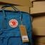 กระเป๋า Fjallraven Kanken Classic สี Lake Blue ฟ้าทะเลสาบ พร้อมส่ง thumbnail 8
