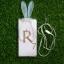 TPU หูกระต่าย พับหูตั้งได้ มีสายคล้องคอ R7/R7 lite thumbnail 8