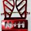 ของแต่ง ZOOMER X ปิด กล่องเก็บของ ใต้เบาะ ZOOMER X 2015 ALL NEW ตะแกรง งานอลูมิเนียม ชุด 3 ชิ้น ดำ ทอง เงิน แดง thumbnail 2