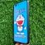 TPU ลายเส้นนูนแมวสีฟ้าเต็มตัว Oppo A77(F3) thumbnail 2