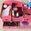 DIY box กล่องลายหัวใจ 4 ลิ้นชัก thumbnail 5