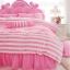 Pre-order ผ้าปูที่นอนเจ้าหญิง มี 3 สี เลือกสีด้านในค่ะ thumbnail 2