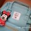 กระเป๋า Anello ขนาด mini สี Sax ฟ้าอ่อน ของแท้ นำเข้าจากญี่ปุ่น พร้อมส่ง thumbnail 5