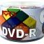 RYO DVD-R 16X Glossy Printable (50 pcs/Cake Box)