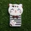 ซิลิโคนแมวนำโชค(ใหม่) Oppo A77(F3) thumbnail 2