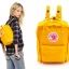 กระเป๋า Fjallraven Kanken Mini สีเหลืองสดใส Warm Yellow พร้อมส่ง thumbnail 1