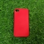 TPU Red (ไม่โชว์โลโก้) iphone4/4s thumbnail 1