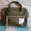 กระเป๋า Anello Boston bag แบบสะพายข้าง / สะพายไหล่ ขนาดเล็ก mini ของแท้นำเข้าจากญี่ปุ่น พร้อมส่ง thumbnail 4