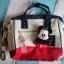 กระเป๋า Anello Boston bag แบบสะพายข้าง / สะพายไหล่ ขนาดเล็ก mini ของแท้นำเข้าจากญี่ปุ่น พร้อมส่ง thumbnail 20