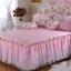 Pre-order ผ้าปูที่นอนเจ้าหญิงสีหวาน มี 5 สี เลือกสีด้านในค่ะ thumbnail 4