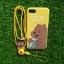 TPU moomin พร้อมสาย iphone7/iphone8(ใช้เคสตัวเดียวกัน) thumbnail 6