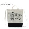 (พร้อมส่ง) กระเป๋า Attack on Titan x BEAMS x ViVi Magazine