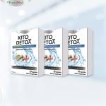 อาหารเสริมลดน้ำหนัก Kito Detox 10 เม็ด * 3 กล่อง