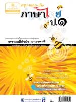 สรุป เฉลย เก็ง ภาษาไทย ป.1