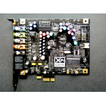 Creative X-Fi Titanium Mod 2.1 SB0880 Full Edition Pci-e