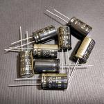ELNA 100uF/50v Electrolytic Capacitors