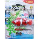 Robo Fish, หุ่นยนต์ปลา แบบที่ 2