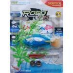 Robo Fish, หุ่นยนต์ปลา แบบที่ 8