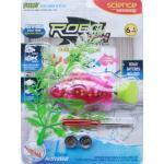 Robo Fish, หุ่นยนต์ปลา แบบที่ 12