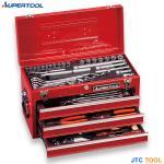 ชุดเครื่องมือพร้อมหีบ - Tool Set (70/ชิ้น) [Supertool]