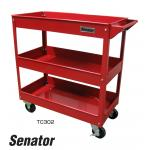 ชั้นวางเครื่องมือ มีล้อเลื่อน / Service tool & Cart (Senator)