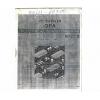 หนังสือ วงจรไฟฟ้า (wiring diagram) รถยนต์ TOYOTA OPA เครื่องยนต์ 1ZZ-FE VVT-i ปี 2000-2005 (JP)