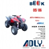 CD Spare Parts Book ATV ADLY 150SII(226A) 2005-2006(EN)