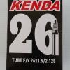 ยางใน KENDA 26X1.9/2.125 (จุ๊บเล็ก)