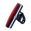 ไฟท้ายจักรยาน RAYPAL USB Recharge 100 Lumens (แสงสีแดง)