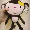 ตุ๊กตาลิง หัว-ก้น 20 cm. /หัว-หาง 35 cm.
