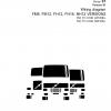 หนังสือ คู่มือซ่อม วงจรไฟฟ้า Wiring diagram Trucks Group 37 Release 01 FM9, FM12, FH12, FH16, NH12 VERSION2 (ข้อมูลทั่วไป ค่าสเปคต่างๆ วงจรไฟฟ้า วงจรไฮดรอลิกส์)