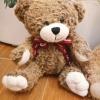 ตุ๊กตาหมี ขนาดความสูงท่านั่ง 18 cm.