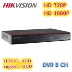 HIKVISION DS-7208HQHI-F1/N DVR HDTVI 8 CH