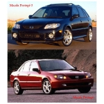 CD คู่มือซ่อมและWIRING DIAGRAMS MAZDA PROTEGE' และ PROTEGE'5 ทั้งเครื่อง ZM,FS ปี 2002 (EN)