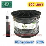 dBy RG6+power 95% 100M