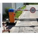 Photo sensor รีเฟค กระจกสะท้อนกลับของระบบไม้กั้นรถยนต์