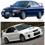 CD คู่มือซ่อมรถทั้งคัน, MITSUBISHI EVO4 , EVO5 เครื่อง 4G63 (EN)