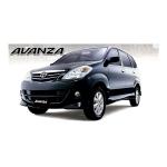 CD คู่มือซ่อม วงจรไฟฟ้า รถยนต์ TOYOTA AVANZA เครื่องยนต์ K3-VE (อแวนซ่า) ทั้งคัน ภาษาไทย