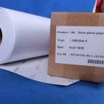 กระดาษโฟโต้ฟูจิ (Fuji) รุ่น Crystal Archive 260g ชนิดผิวด้าน แบบม้วน หน้ากว้าง 17นิ้ว ความยาว 30เมตร