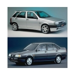 CD คู่มือซ่อม (service & repair manual) WIRING DIAGRAMS FIAT TIPO, TEMPRA ปี 88-96 (EN)