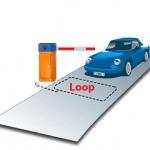 Sensor ของระบบไม้กั้นรถยนต์