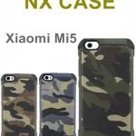 เคส Xiaomi Mi5 ลายพรางทหาร NX CASE