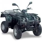 CD Spare Parts Book ATV ADLY ATV-150U(215A) UTILITAIRE 2004 (EN)