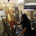 เปิดร้านวาดรูปพาราไดซ์ พาร์ค PARADISE PARK SHOPPING CENTER ชั้น 3 โซนโรงหนัง