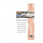 CD คู่มือซ่อมและ Workshop Manual MINI ปี 69-94