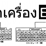 หนังสือ Wiring Diagram รถยนต์ DAIHATSU MOVE GF-L900S, GF-L902S, GF-L910S ทั้งคัน โฉมปี '98 - 10