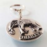 พวงกุญแจ ช้าง ช้างไทย ของที่ระลึก ของพรีเมี่ยม